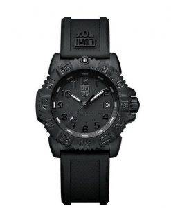 LUMINOX Navy Seal Colormark 7050 série Swiss Made Watch 200M XS.7051.BO.1 féminin