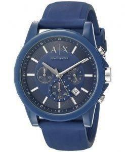Armani Exchange Quartz chronographe AX1327 montre homme
