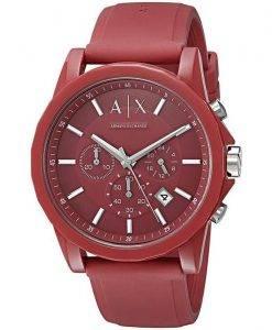 Armani Exchange Quartz chronographe AX1328 montre homme