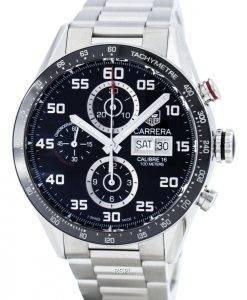 Tag Heuer Carrera chronographe automatique Calibre 16 Suisse fait CV2A1R. BA0799 Montre homme