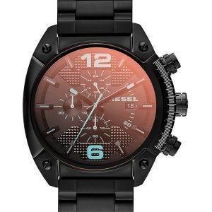 Montre diesel Mega chef Quartz chronographe DZ4316 masculin