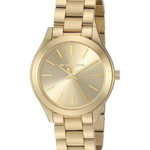 Montre Michael Kors Mini piste Slim Quartz MK3512 féminin