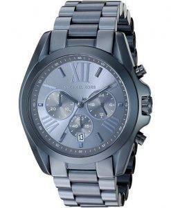Michael Kors montre unisexe surdimensionnés Bradshaw Quartz chronographe MK6248