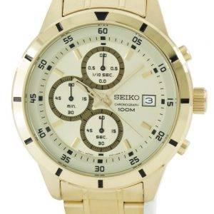 Montre Seiko Quartz chronographe SKS566 SKS566P1 SKS566P hommes