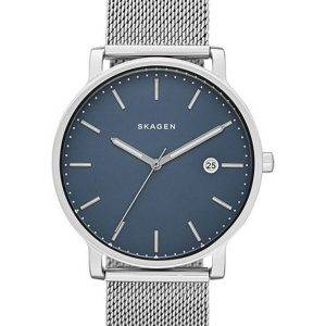Hagen de Skagen Quartz maille d'acier Bracelet SKW6327 montre homme