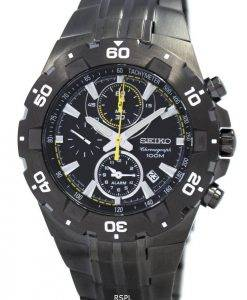 Alarme Seiko Chronograph SNAD37P1 SNAD37P SNAD37 hommes montre