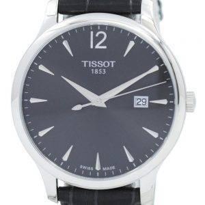 Montre Tissot T-Classic Tradition Quartz T063.610.16.087.00 T0636101608700 féminin