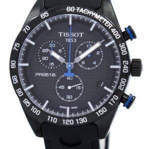Montre Tissot PRS 516 Quartz chronographe T100.417.37.201.00 T1004173720100 masculin
