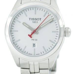 Tissot PR 100 NBA spécial édition Quartz de fabrication suisse T101.210.11.031.00 T1012101103100 féminin regarder