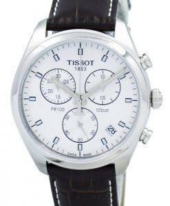 Montre Tissot PR 100 Quartz chronographe T101.417.16.031.00 T1014171603100 homme
