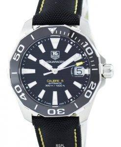 Tag Heuer Aquaracer Calibre automatique 5 Suisse fait 300M WAY211A. FC6362 Montre homme