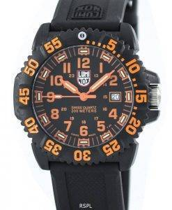Luminox Sea Navy Seal Colormark Watch 3050 Series suisse Quartz 200M XS.3059 Hommes