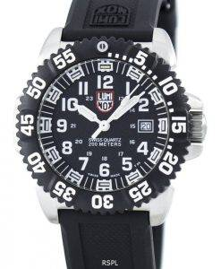 Luminox Navy Seal Sea Steel Colormark Montre 3150 Series suisse Quartz 200M XS.3151.NV Hommes