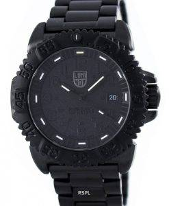 LUMINOX Navy Seal acier Colormark 3150 Series Swiss Made 200M XS.3152.BO.NV montre homme