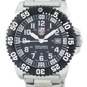 Luminox Navy Seal Sea Steel Colormark Montre 3150 Series suisse Quartz 200M XS.3152.NV Hommes