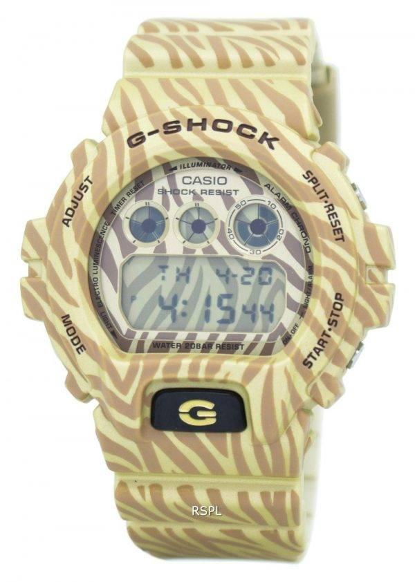 Casio G-Shock illuminateur DW-6900ZB-9 montre homme