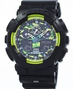 Casio G-Shock Analog Digital GA-100LY-1 a montre homme