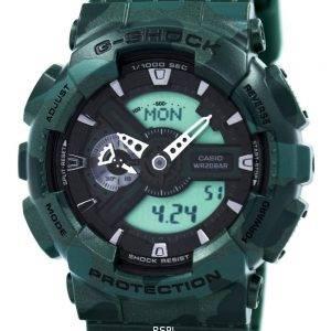 Montre Casio G-Shock Camouflage série GA-110CM-3 hommes
