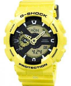 Casio G-Shock Analog digimonde temps GA-110NM-9 a montre homme