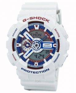 Casio G-Shock Analog digimonde temps GA-110TR-7 a montre homme