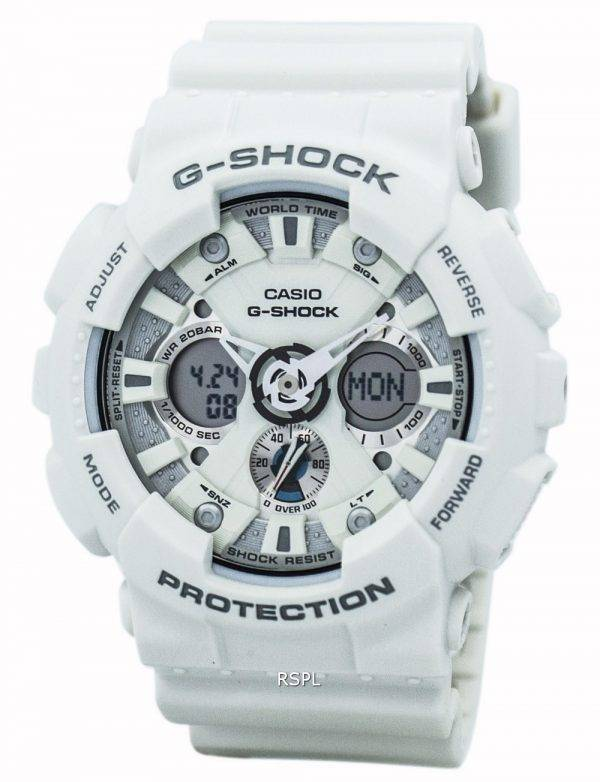 Montre homme Casio G-Shock GA-120A-120A-7A GA-7 Digital Analog