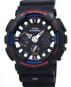 Casio G-Shock Analog digimonde temps alarme GA-120TR-1 a montre homme