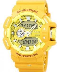 Montre Casio G-Shock Analog-Digital 200M GA-400 a-9 a masculin