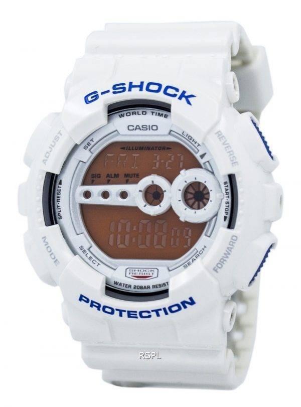 Casio G-Shock GD-100SC-7 DR GD-100SC-7 GD100SC-7 montre homme