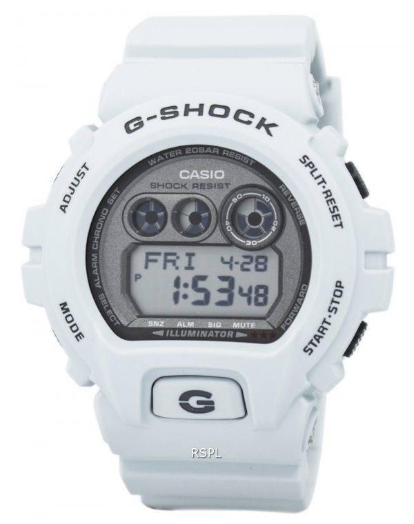 Casio G-Shock GD-X6900LG-8 blanc montre homme