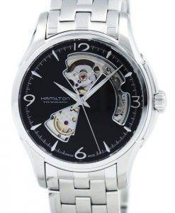Montre Hamilton Jazzmaster Open Heart automatique H32565135 masculin