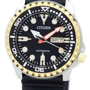 Montre Citizen automatique 100M NH8384-14F masculine