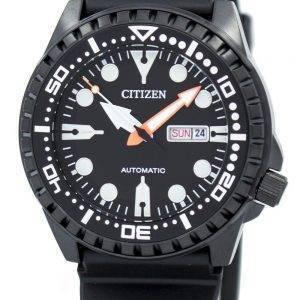 Montre Citizen automatique 100M NH8385-11F masculine