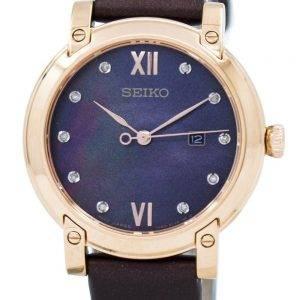 Watch cristaux de Quartz SXDG88 SXDG88P1 SXDG88P femmes de Seiko