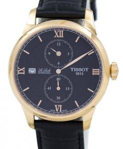 Montre Tissot Le Locle automatique Regulateur T006.428.36.058.02 T0064283605802 masculin