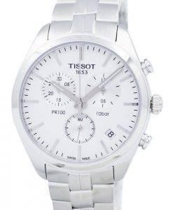 Montre Tissot PR 100 Quartz chronographe T101.417.11.031.00 T1014171103100 homme