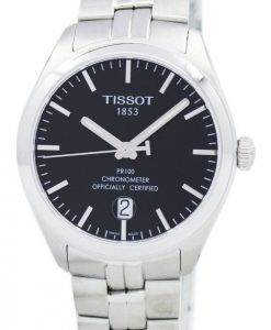 Montre Tissot PR 100 Quartz COSC T101.451.11.051.00 T1014511105100 homme