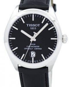 Montre Tissot PR 100 Quartz COSC T101.451.16.051.00 T1014511605100 homme