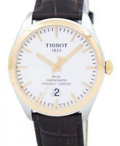 Montre Tissot PR 100 Quartz COSC T101.451.26.031.00 T1014512603100 homme