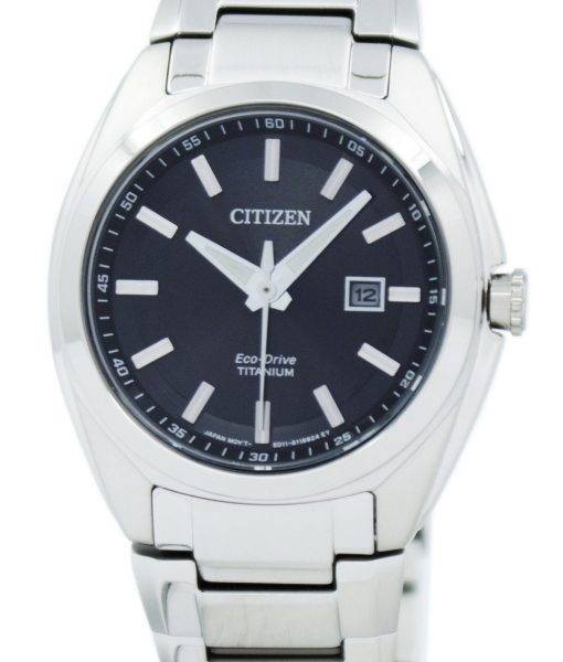 Montre Citizen Eco-Drive titane EW2210-53E féminin