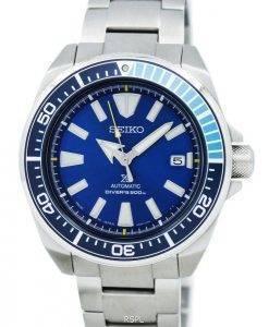 200M Japon Seiko Prospex «BLUE LAGOON» automatique Diver a SRPB09 SRPB09J1 SRPB09J montre homme