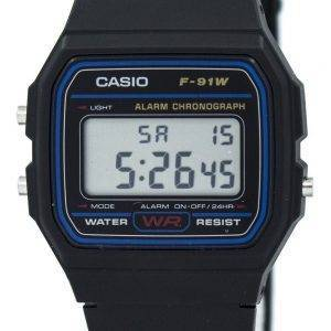 Casio Classic Sport Chronograph F-91W-1SDG F-91W-1 s hommes montre