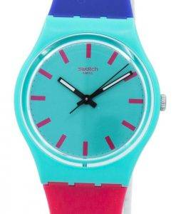 Montre unisexe Swatch Originals Shunbukin Quartz GG215 Multicolor