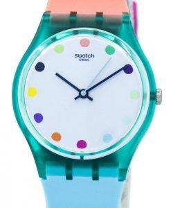 Montre unisexe Swatch Originals Candy Parlour Quartz GG219 Multicolor