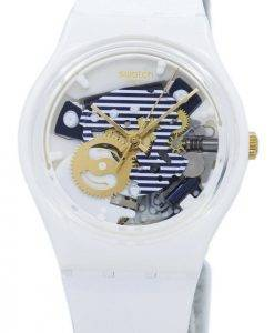 Montre unisexe Swatch Originals Mariniere Quartz GW169