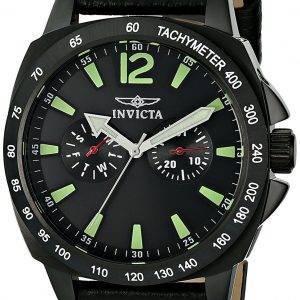 Montre Invicta spécialité tachymètre multifonctions Quartz 0857 masculine