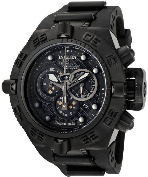 Montre Invicta Subaqua Noma IV Quartz chronographe tachymètre 500M 6582 homme
