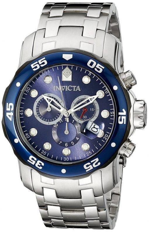 Montre Invicta Pro Diver Quartz chronographe 80057 masculine