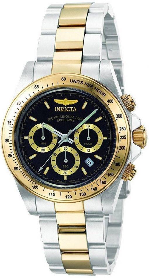 Montre Invicta Speedway Quartz chronographe 200M 9224 homme