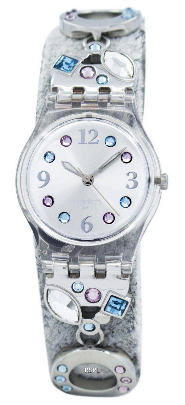 Montre Swatch Originals Menthol ton Quartz LK292G féminin