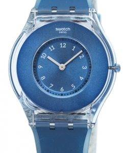 Swatch Skin plonger dans la montre de Quartz SFS103 féminin